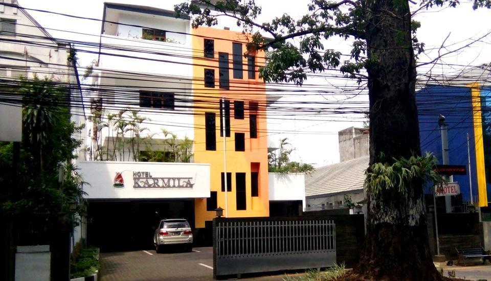Karmila Hotel Bandung - Exterior