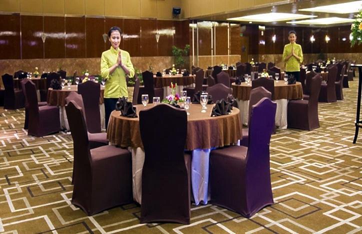 Prama Grand Preanger Bandung - Grand Ballroom