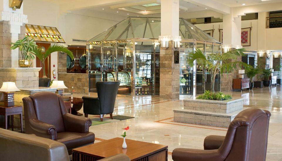 Prama Grand Preanger Bandung - Lobby