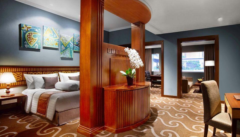 Prama Grand Preanger Bandung - Naripan Wing Room