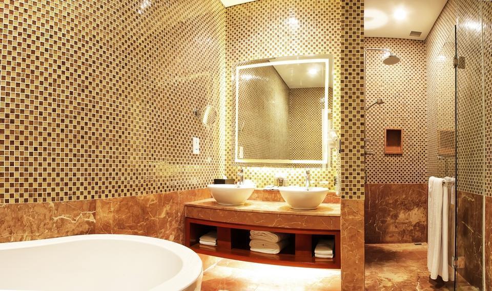 Prama Grand Preanger Bandung - Naripan Wing 2 Bed Room Regular Plan