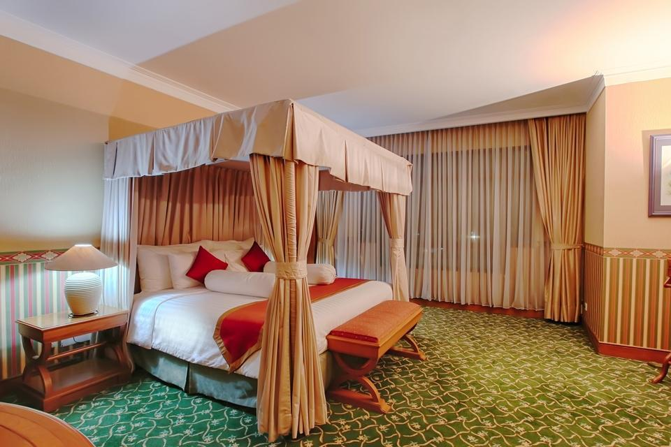 Prama Grand Preanger Bandung - Garuda Suite 2 Bedroom Regular Plan