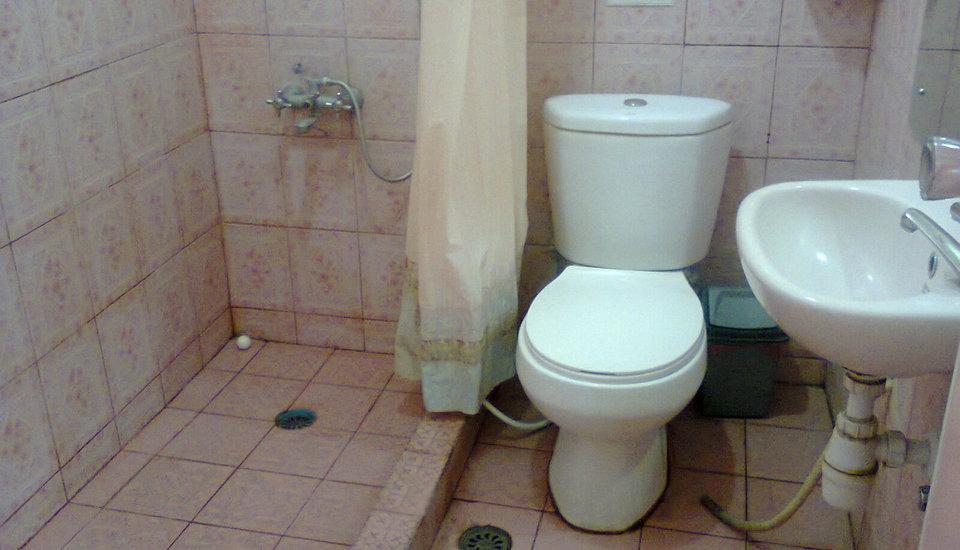 Mitra Hotel Yogyakarta - Kamar Mandi