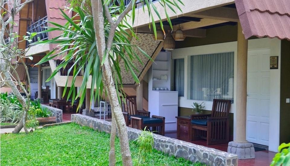 Peneeda View Beach Hotel Bali - lumbung