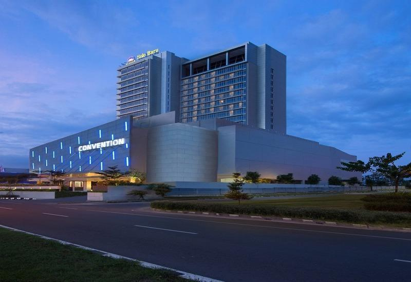 Best Western Solo - BANGUNAN HOTEL