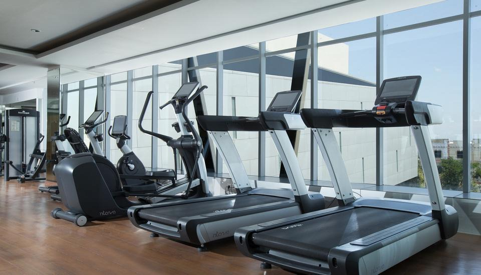 Best Western Solo - fitness center