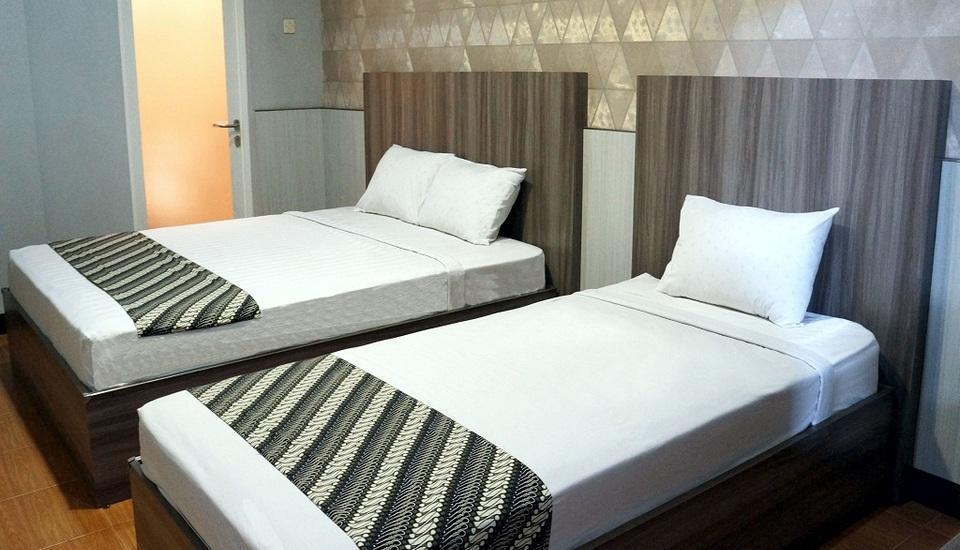 Airlangga Hotel & Restaurant Yogyakarta - Family 3