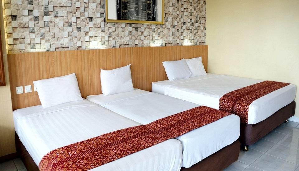 Airlangga Hotel & Restaurant Yogyakarta - Family 4