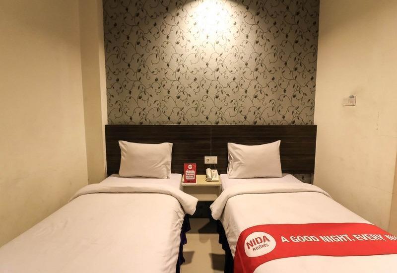 NIDA Rooms Grand Ance Makassar - Kamar tamu