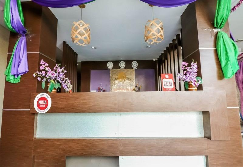 NIDA Rooms Grand Ance Makassar - Resepsionis