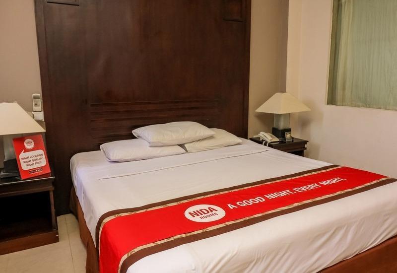 NIDA Rooms Umar Sesapi Denpasar - Kamar tamu
