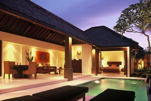 Grand Avenue Bali - One Bedroom Pool Villa Room Only Regular Plan