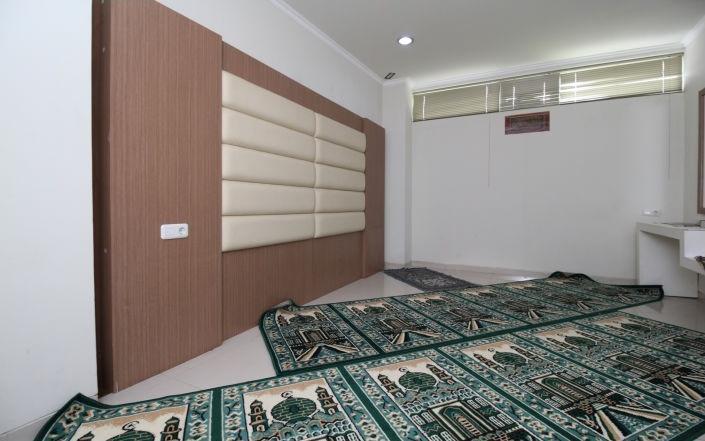 Maumu Hotel Surabaya - Musholah