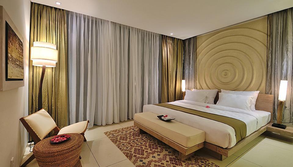 Svarga Resort Lombok - Kamar Suite Adna