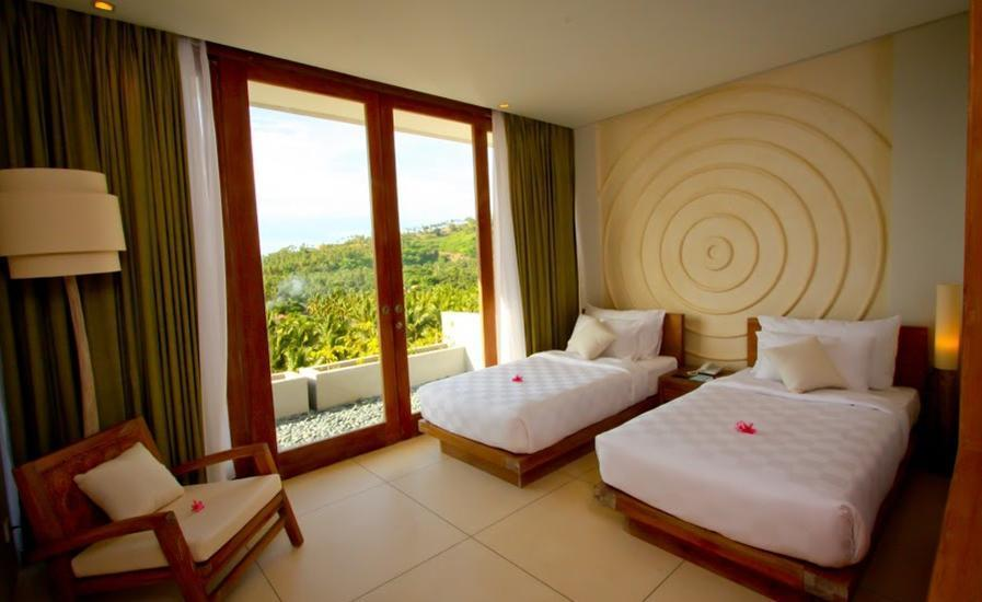Svarga Resort Lombok - Varda Superior Twin Promo Maret