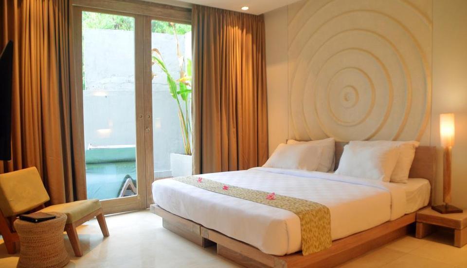 Svarga Resort Lombok - Room with Pool