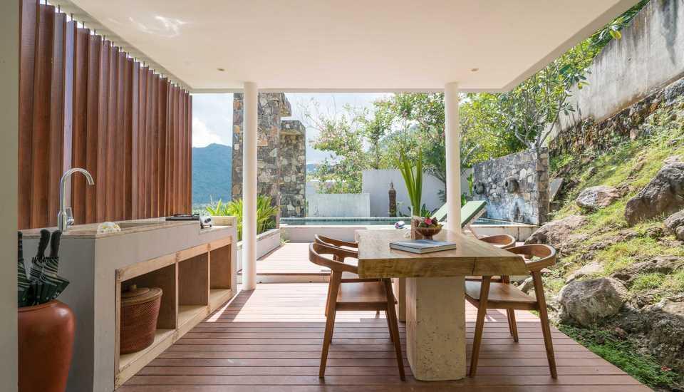 Svarga Resort Lombok - Varda President