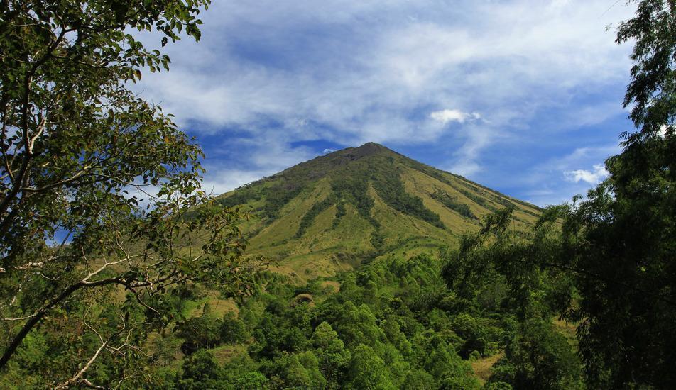 Homestay Tololela Flores - Gunung Inerie