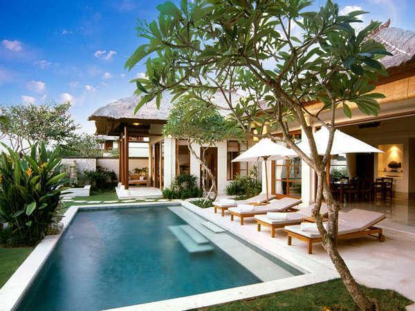 Karma Jimbaran Bali - Kolam Renang Villa mewah
