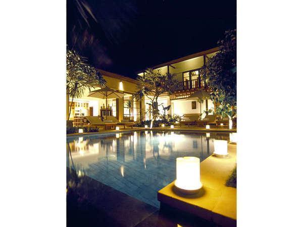 Karma Jimbaran Bali - Grand Residence 1 Kolam Renang