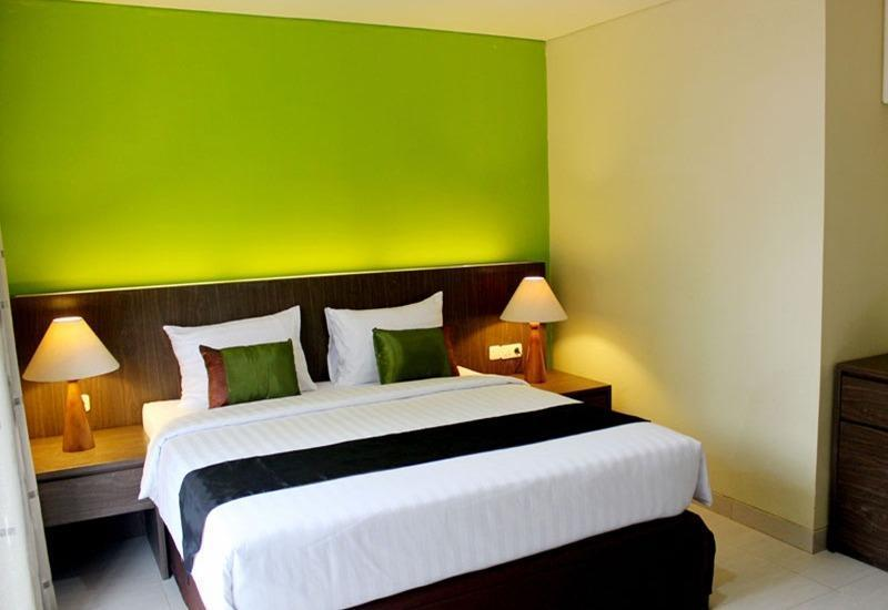 Bali De Anyer Hotel Carita - Kamar Deluxe