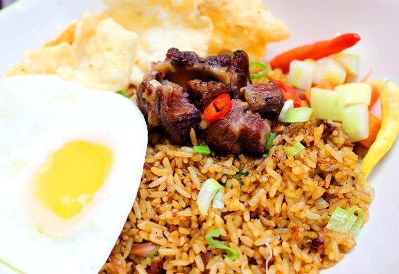 Bali De Anyer Hotel Carita - Makanan