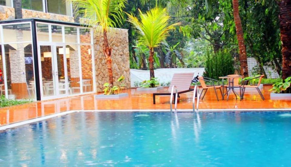 Bali De Anyer Hotel Carita - Pool
