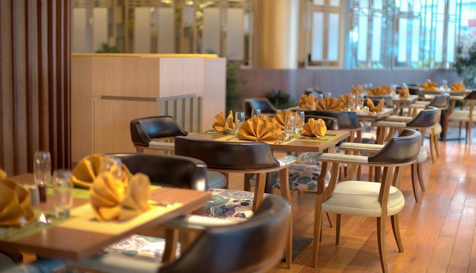 Grand Soll Marina Hotel Tangerang - Restoran