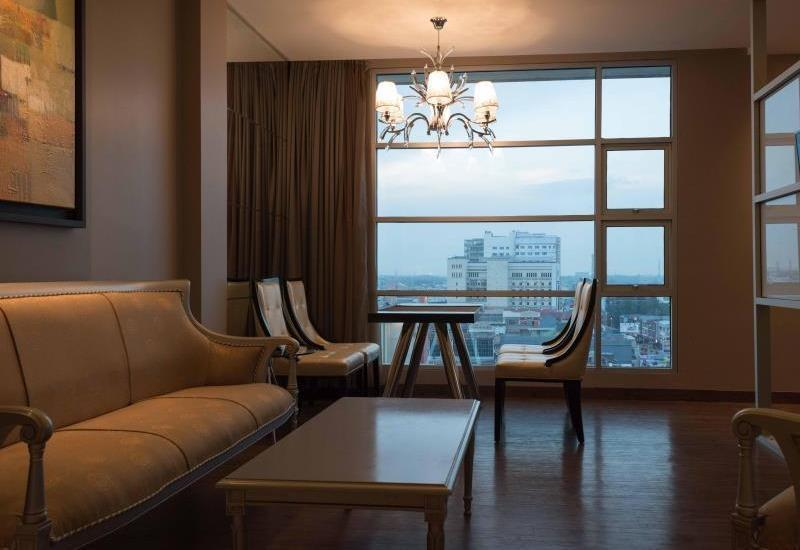 Gajahmada Avara Hotel Pontianak - Interior