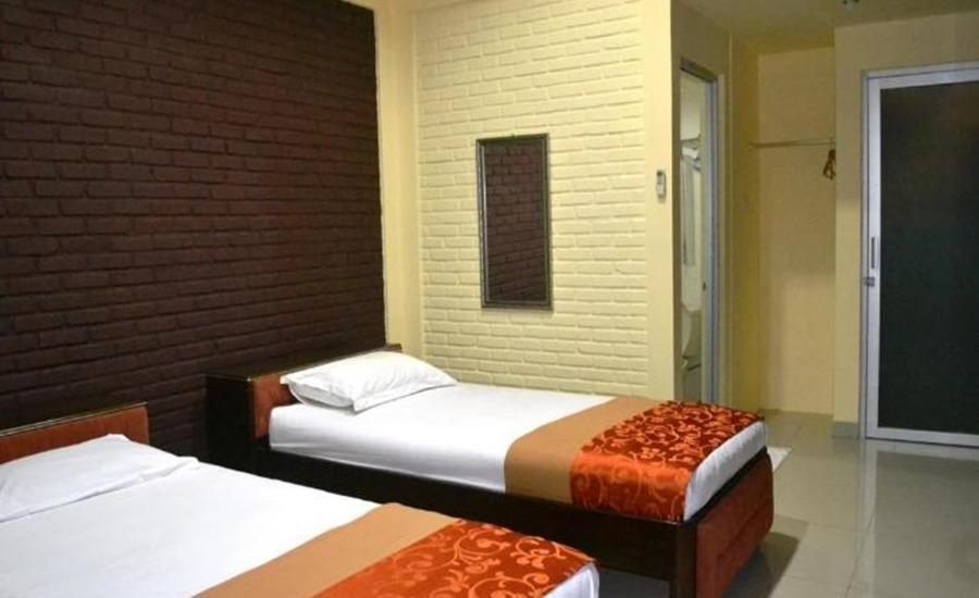 Rorompok Homan Subang - Kamar tamu