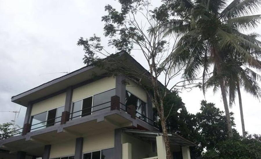 Rorompok Homan Subang - Eksterior