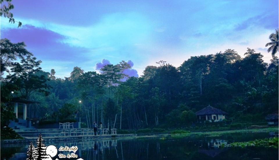 Rorompok Homan Subang - Lake