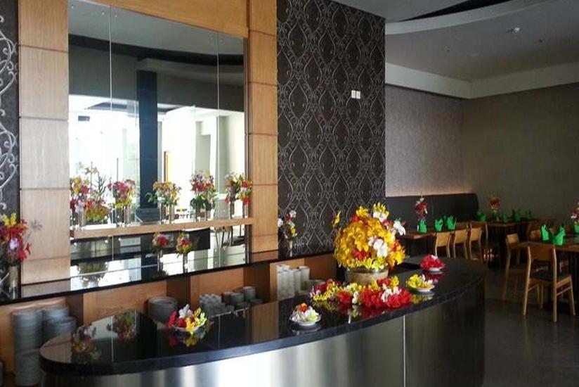 Dpraya Lombok Hotel Lombok - Restoran