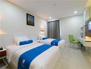 Hotel Falatehan Jakarta - Deluxe Twin Room Regular Plan