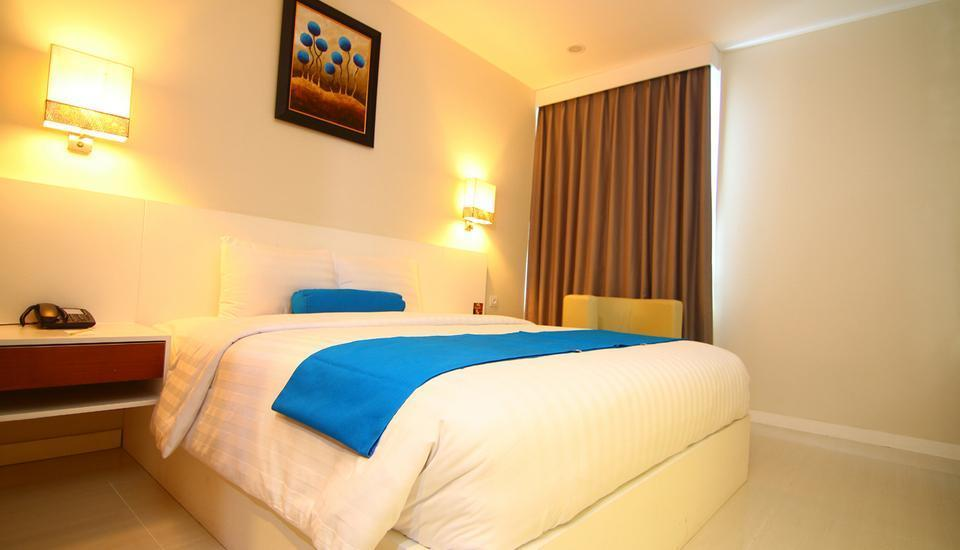 Hotel Falatehan Jakarta - Deluxe Double Room only Regular Plan