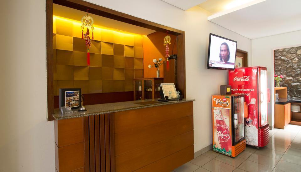 RedDoorz near BTC Bandung - Interior