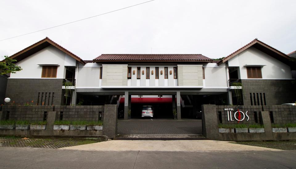 RedDoorz near BTC Bandung - Eksterior