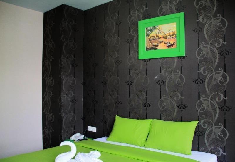 Hotel Agung Makassar - Kamar tamu