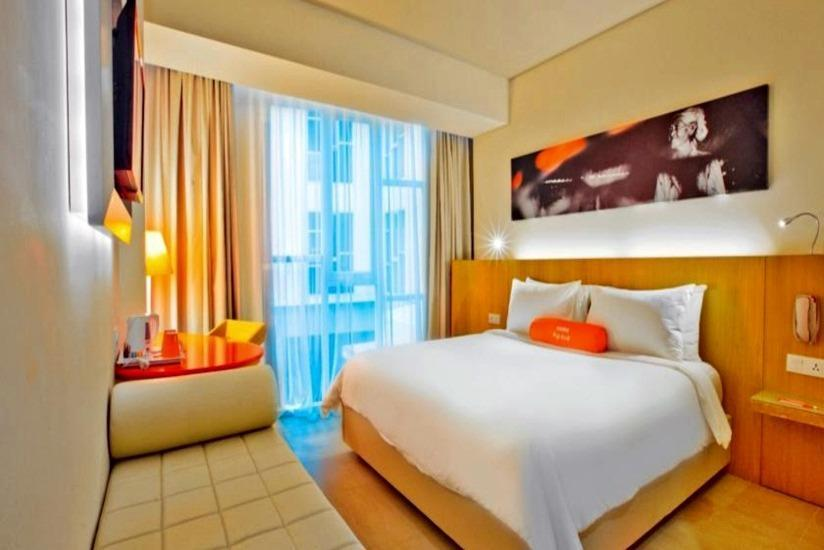 HARRIS Hotel Raya Kuta Bali - HARRIS Room with Breakfast Regular Plan