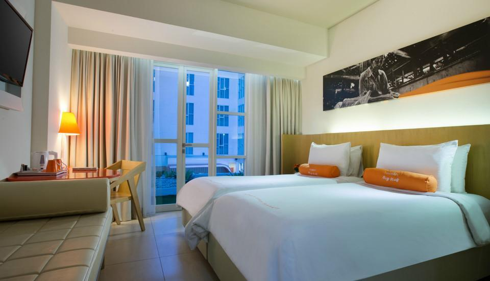 HARRIS Hotel Raya Kuta Bali - HARRIS Room Only Regular Plan