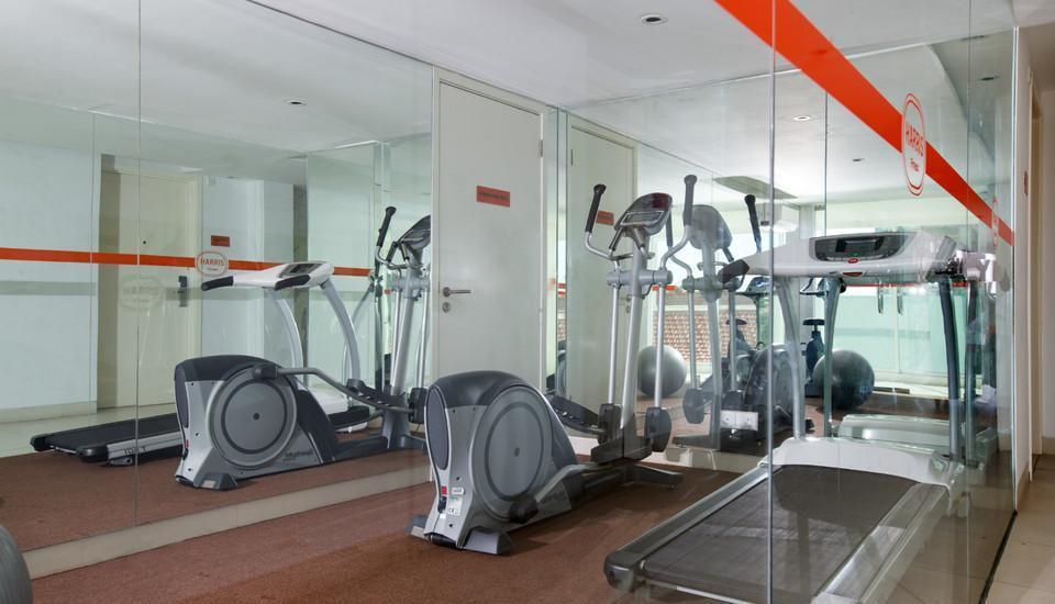 HARRIS Hotel Raya Kuta Bali - Ruang kebugaran