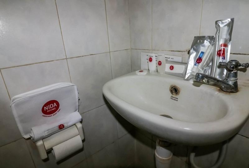 NIDA Rooms Semarang Singosari 11011 Semarang - Kamar mandi