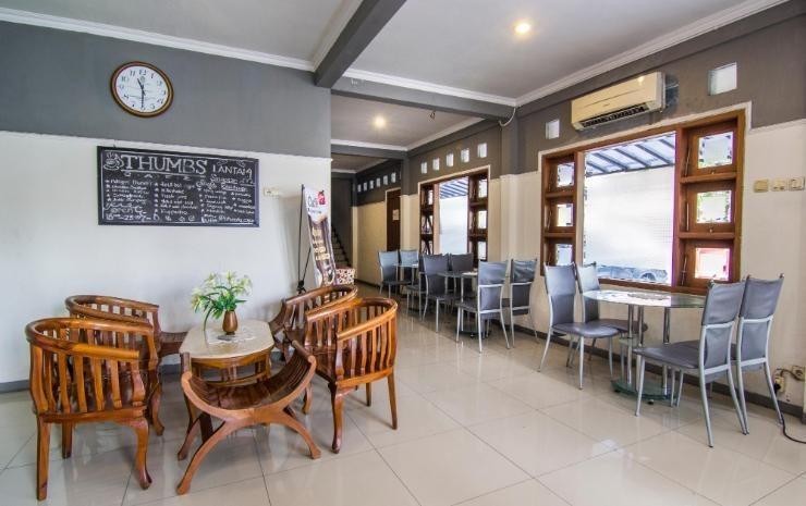 NIDA Rooms Semarang Singosari 11011 Semarang - Pemandangan Area