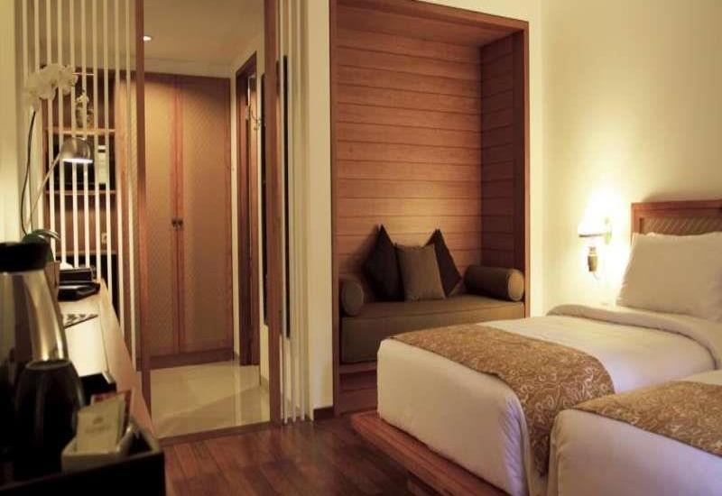 Gumilang Regency Hotel Bandung - Executive Twin
