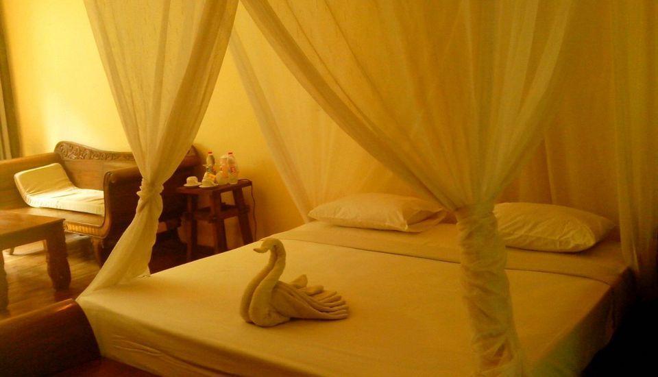 Imah Seniman Bandung - Kamar tidur di kamar executive
