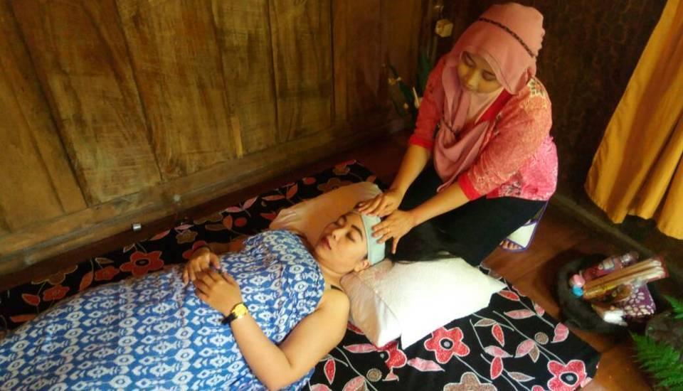Imah Seniman Bandung - Spa massage