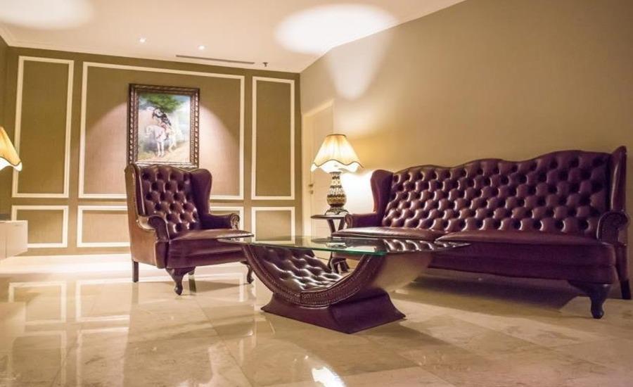 Nam Hotel Kemayoran Jakarta - Interior