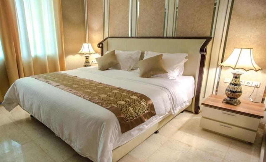 Nam Hotel Kemayoran Jakarta - Kamar tamu