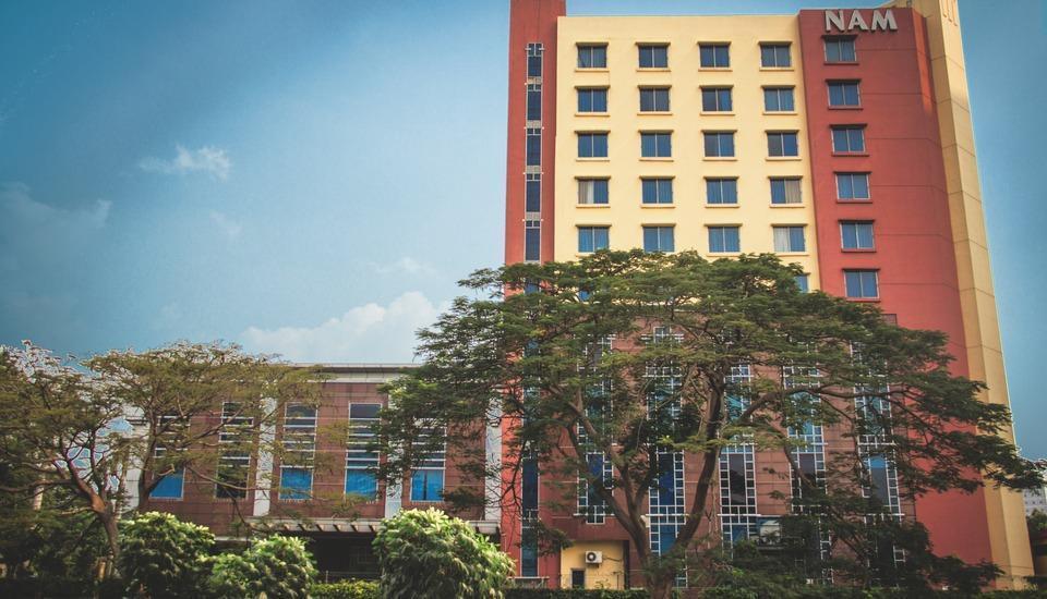 Nam Hotel Kemayoran Jakarta - luar