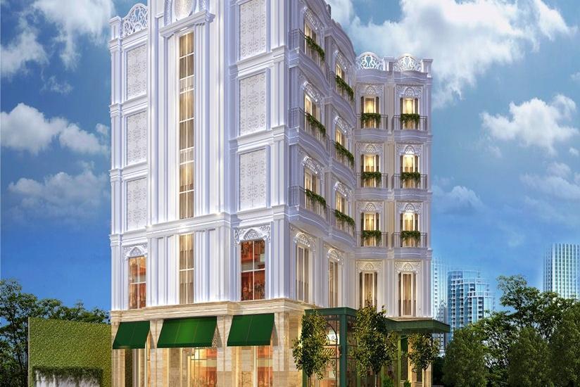 Noor Hotel Bandung - Hotel Building